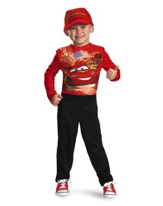 costumes tv and movie costumes cars 2 lightning mcqueen boys