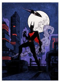 Batman Beyond - Matthew Vidalis