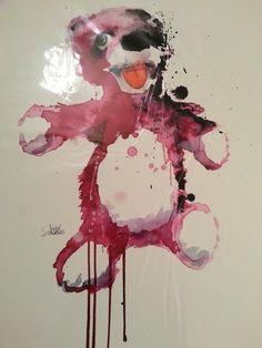 AMC Breaking Bad Art Show — Lora Zombie