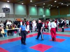 Baden Württembergische Meisterschaft 2012 - Eva Kömle -55 kg - YouTube