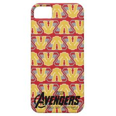 Hulkbuster Silhouette Pattern iPhone 5 Cover | Avengers Age of Ultron #Avengers