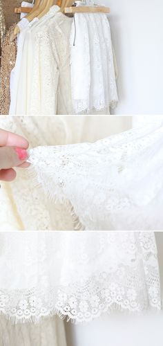 ANNAWII ♥ - THE PERFECT LACE SKIRT