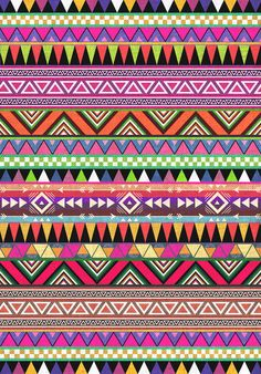 Dare to Dream: Inspirational Monday: Aztec-print