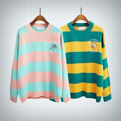 Basic Knit Jumper (8 colours) from Ice Cream Cake | Knit jumpers ...