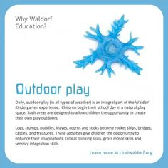 Outdoor Play : Discovering Waldorf - The Magic Onions