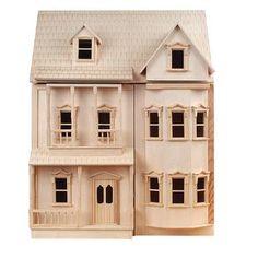 Streets Ahead The Ashburton Dolls' House Kit