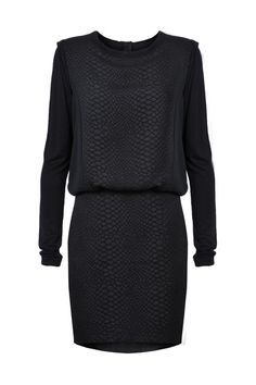 Lynn dress - black