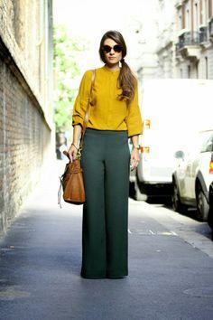 Looks Shop2gether: Look do Dia - Verde e Amarelo! Por que não?