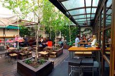 5 patios escondidos. Tita Rivera, Madrid