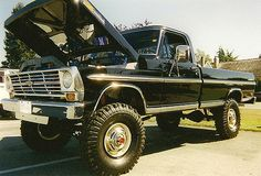 1969 Ford Ranger F-250 4x4 Pickup Truck | Truck Show, New We… | Flickr