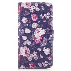 Housse Huawei P8 Lite 2017 - Motif Fleurs