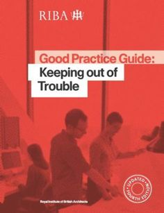 720 LUD / Good practice guide : keeping out of trouble Keep Out, Best Practice, Reading Lists, New Books, Cover, Movie Posters, Architecture, Image, Arquitetura