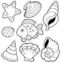 Octopus Coloring Pages Preschool And Kindergarten Crafts