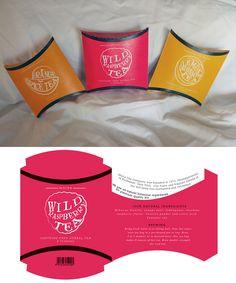 tea package design by nickiledisco designs interfaces packaging 2011 ...