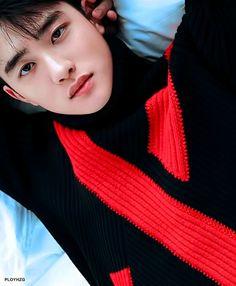Do Kyungsoo for 'Allure' Magazine December issue . Kyungsoo, Kaisoo, Exo Ot12, Chanbaek, Kris Wu, K Pop, Xiuchen, Kim Minseok, Do Kyung Soo