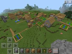 Awesome Minecraft PE seed: Two villages (one HUGE) and a Witch Hut! Minecraft Designs, Minecraft Ideas, Minecraft Pe Seeds, Minecraft Tutorial, Minecraft Buildings, Game Room, Cricket, Witch, Geek Stuff