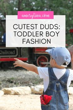 Do you know where to find some of the cutest (and affordable) toddler boy fashion & accessories? Check out some of my favorite stores & brands to shop for your little dapper dude!