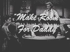Image result for tv series make room for daddy