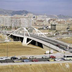 Bach de Roda - Felipe II Bridge / Barcelona (Gallery) - Santiago Calatrava – Architects & Engineers