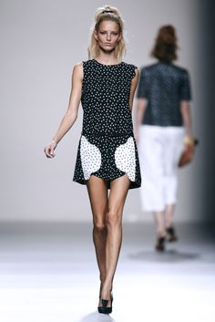 Miguel Palacio - Madrid Fashion Week P/V 2014 #mbfwm
