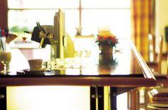 bar - essen & genuss - Designehotel Hotel Walliserhof - brand - vorarlberg
