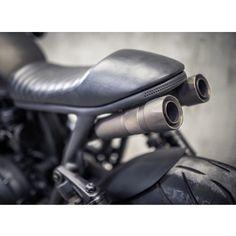 LEMON CUSTOM MOTORCYCLES — Triumph Ronin @shibuyagarage / banco sob medida...