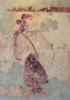 Arte de Thera. Santozeum. Phira. Santorini. Grecia.