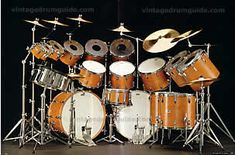 Yamaha Drum Company History and Information about the Yamaha Drum Company. Yamaha Drum Set and Snare Drum Catalogs, Yamaha Finishes and Yamaha Shells for the Yamaha Drum Company Diy Drums, Drums Art, Music Pics, Music Stuff, Yamaha Drum Sets, Percussion Drums, Gretsch Drums, Drums Beats, Vintage Drums