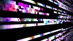 Stock Footage  TV Noise and TV Static pulse and flicker.   License and download using the VidLib iOS app with over 100.000 Royalty Free Clips