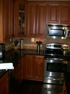 Refaced kitchen cabinets | Kitchen Magic Refacers