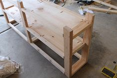 DIY rustic X console table. Wood X console table tutorial. Entry way decor and decorating ideas. How to make wood look weathered. How to decorate an entry way. Farmhouse Sofa Table, Rustic Console Tables, Wood Table, Rustic Farmhouse, Furniture Fix, Diy Furniture Projects, Woodworking Projects, Diy Projects, Diy Storage Table