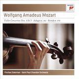 Wolfgang Amadeus Mozart: Violin Concertos Nos. 4 & 5; Adagio K.261; Rondo K. 373 [CD]