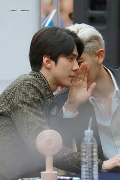 Sehun & Chanyeol [HQ] 190724 'What a Life' Fansign