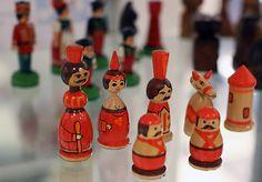 Chess art at the Swiss Championship | Chess News