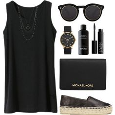 Untitled #1814 by katerina-rampota on Polyvore featuring Kenzo, MICHAEL Michael Kors, Marc by Marc Jacobs, ASOS, Illesteva, NARS Cosmetics and BRAD Biophotonic Skin Care
