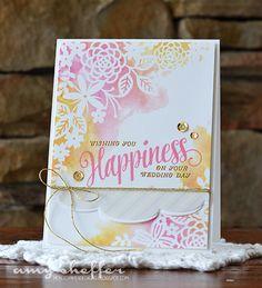 Make It Market Mini Kit: Garden Gild: PTI, stencil, watercolor,