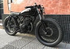 Browse just a few of my most desired builds - modified scrambler ideas like this Nkd Cafe Racer, Cafe Racer Seat, Suzuki Cafe Racer, Cafe Racer Bikes, Cafe Racer Motorcycle, Vintage Motorcycles, Custom Motorcycles, Custom Bikes, Tracker Motorcycle