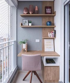Study Table Designs, Study Room Design, Study Room Decor, Home Room Design, Home Office Design, Home Office Decor, Home Decor Bedroom, Study Space, Tiny Home Office