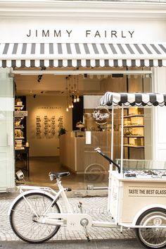 HOT SPOT #4 : JIMMY FAIRLY CAFE LUNETTES
