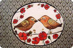 cudo.makove / Makové vtáčky