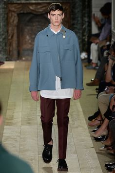 Valentino Spring-Summer 2015 Men's Collection