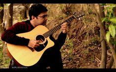 Tere Mere Honton Pe Meethe Meethe Geet Mitwa on Guitar