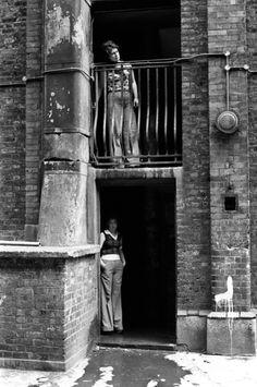 Tower Hamlets  Whitechapel, 1975. Homer Sykes