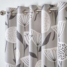 Autumn Leaves Curtain Fabric Teal Cheap Printed Curtain