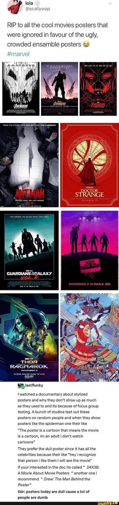 Film Poster Design Minimalist yet Marvel Movie Posters For Sale their Movie Posters Imp Dc Memes, Marvel Memes, Marvel Dc Comics, Funny Memes, Film Movie, The Cooler Movie, Cartoon Network, All Spiderman, 4 Panel Life