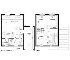 maison t4 8039m le domaine de kerostin riantec n802