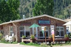 My Ice Cream joint in Palmer Lake, CO.
