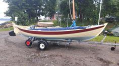Iain Oughtred Caledonia Yawl for sale UK, Iain Oughtred boats for sale, Iain Oughtred used boat sales, Iain Oughtred Sailing Dinghies For Sale Caledonia Yawl - Apollo Duck