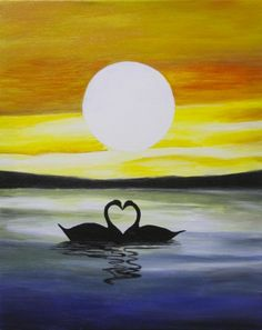 Paint Nite Durhamnc | Fitzgerald's Chapel Hill August 16th