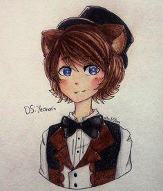 .: Lil Cute Fazbear:.Yeonorin DS by xAzul-Starx